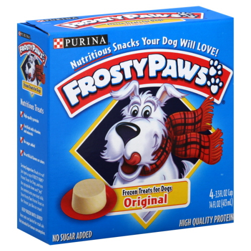 Frosty Paws For Dogs